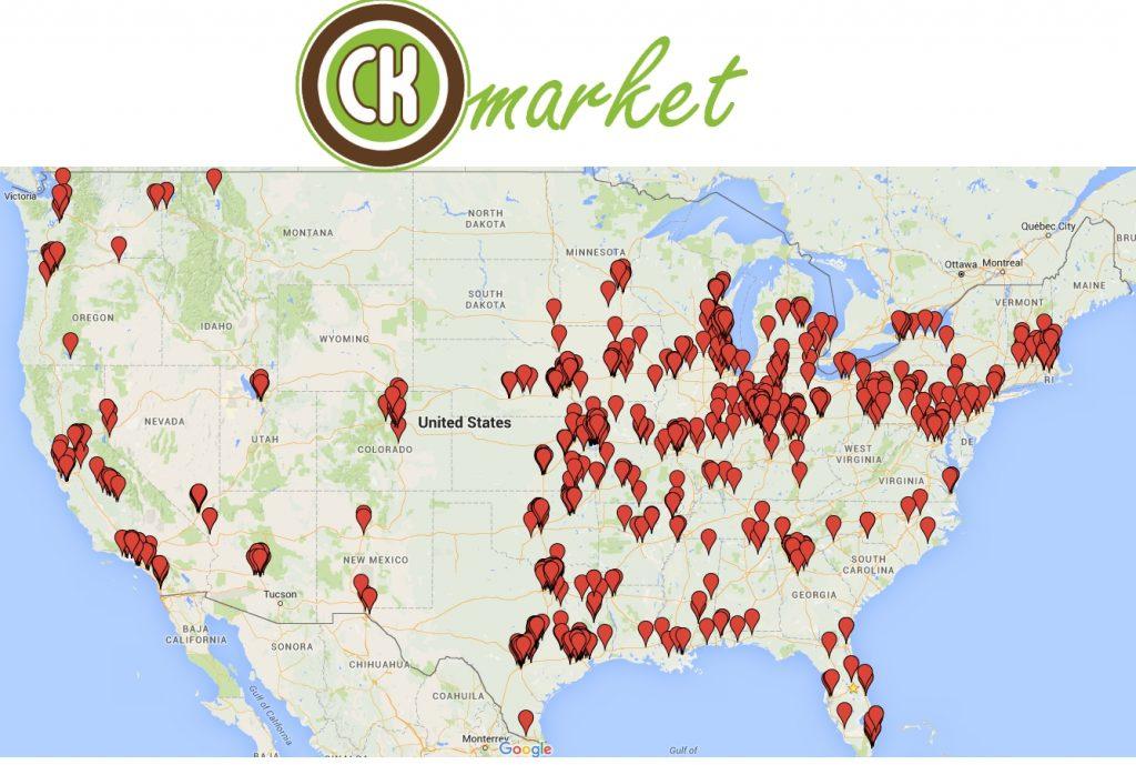 CK Market Map