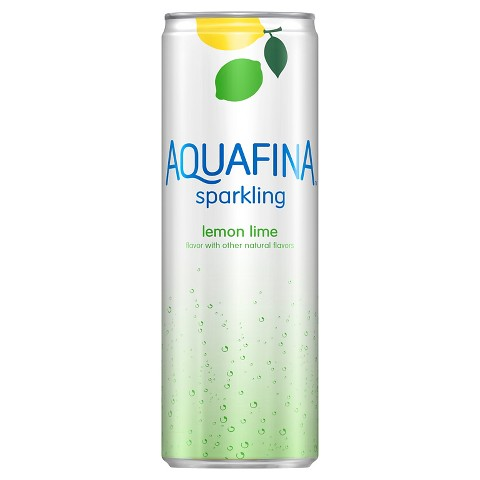 Aquafina Sparkling Lemon Lime