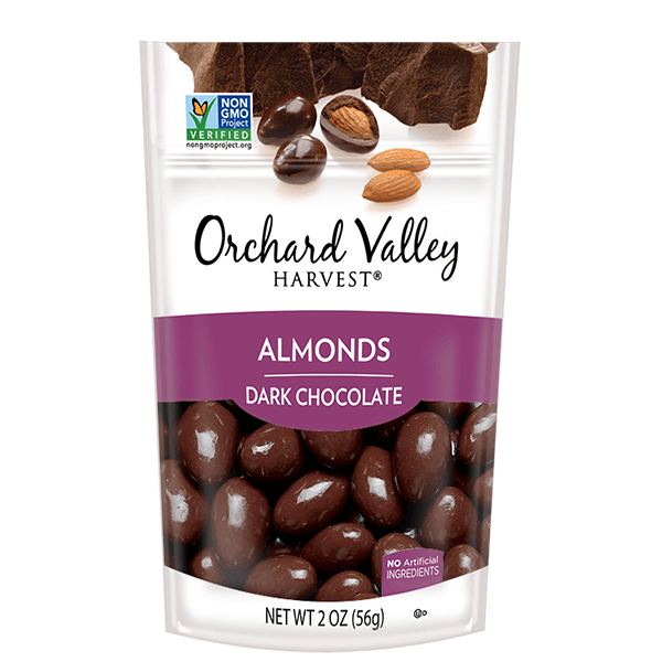 Orchard Valley Harvest Dark Chocolate Almonds
