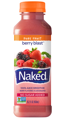 Naked Juice – Berry Blast
