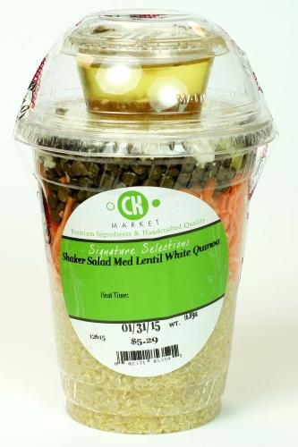 Shaker Salad